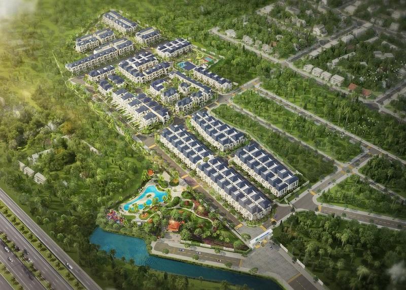 Verosa Park – điểm lựa chọn hàng đầu giới doanh nhân